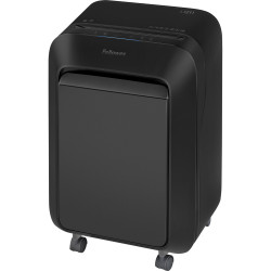 FELLOWES SHREDDER POWERSHRED LX211 Micro-Cut Black