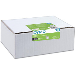 Dymo Labelwriter Labels Large Address 36x89mm Pack of 12