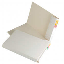AVERY FULLVUE LATERAL FILES F/Cap 30mm Gusset White