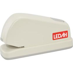 Ledah Electric Stapler 26/6 Cream