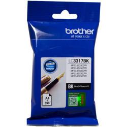 BROTHER LC3317BK Inkjet Cartridge Black