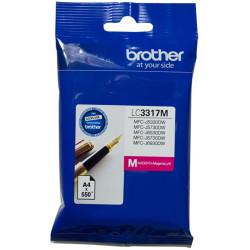 BROTHER LC3317M Inkjet Cartridge Magenta