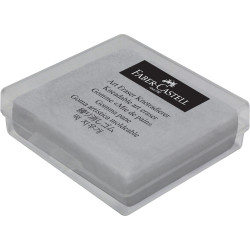 FABER CASTELL ERASERS Kneadable Grey Phthalate Free