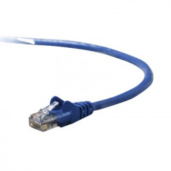 BELKIN CAT5E PATCH CABLE BLUE (A3L791au01M-BLUS) 1M