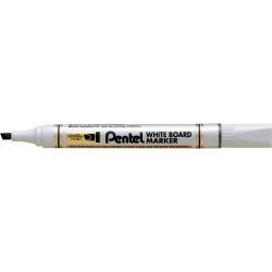 Pentel MW85 Whiteboard Marker Chisel 1.9-4.7mm Black
