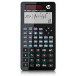 HP 300S SCIENTIFIC CALCULATOR F2240AA H170xW81xD17mm
