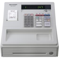 Sharp XE-A147W Cash Register White