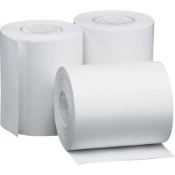 MARBIG CALC/REGISTER ROLLS 57x70x11.5mm Thermal Pack of 4