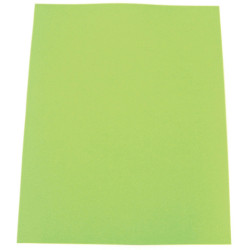 CUMBERLAND COLOURFUL CARDBOARD A3 200gsm Lime Green Pack of 50