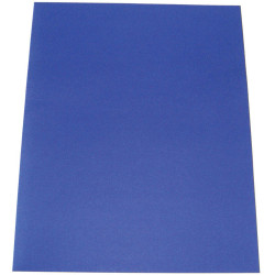 CUMBERLAND COLOURFUL CARDBOARD A3 200gsm Royal Blue Pack of 50