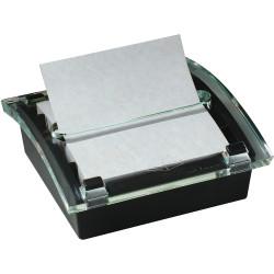 POST-IT DS330 POP-UP DISPENSER Perspex Inc Yel Pad 76x76mm