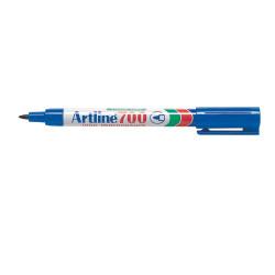 Artline 700 Permanent Marker Fine Bullet 0.7mm Blue