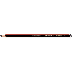 STAEDTLER 110 TRADITION PENCIL Graphite 6B