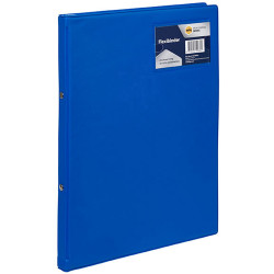 ESSELTE FLEXIBINDER A4 2 Ring 20mm Royal Blue
