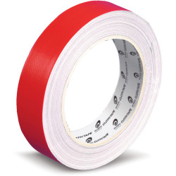 OLYMPIC CLOTH TAPE Wotan 25mmx25m Red
