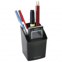 Esselte Nouveau Pencil Cup Black