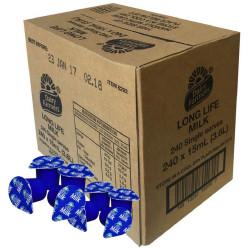 DAIRY FARMERS UHT MILK Portion control 15ml Carton of 240