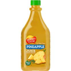 GOLDEN CIRCLE FRUIT JUICE 2lt 100% Long Life Pine Juice