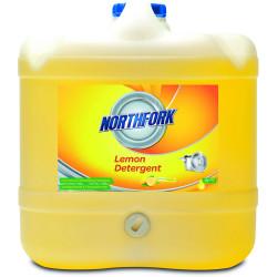NORTHFORK DISHWASHING LIQUID Lemon Scent 15Lt