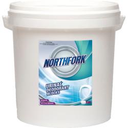 NORTHFORK URINAL BLOCKS Deodorant Blocks Box of 4kg