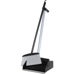 CLEANLINK LOBBY PAN SET Broom & Bucket