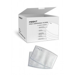 MASKIT PM 2.5 MASK FILTERS PK 10