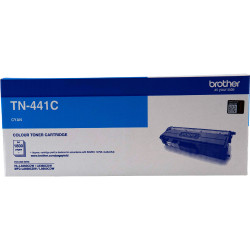 BROTHER TN441 Toner Cartridge Cyan
