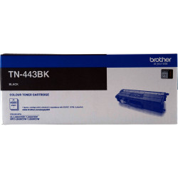 BROTHER TN443 Toner Cartridge Black HY