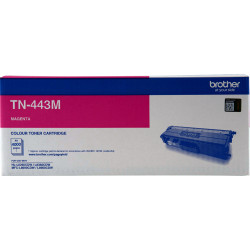 BROTHER TN443 Toner Cartridge Magenta