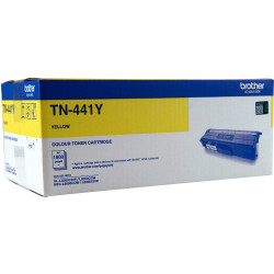 BROTHER TN443 Toner Cartridge Yellow HY