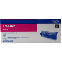 BROTHER TN446 Toner Cart Magenta Super HY
