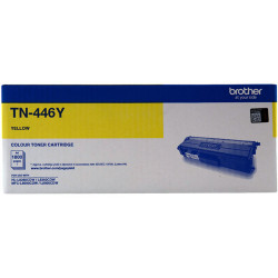 BROTHER TN446 Toner Cart Yellow SuperHY