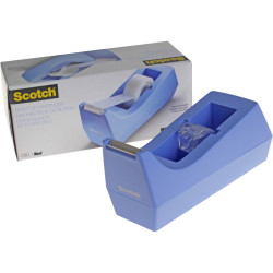 SCOTCH C38 TAPE DISPENSER C38-PR Perriwinkle