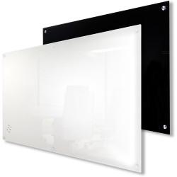 VISIONCHART GLASSBOARD LUMIERE Magnetic 900x600mm White