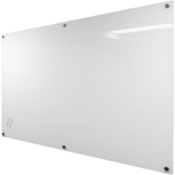 VISIONCHART GLASSBOARD LUMIERE Magnetic 1500x900mm White