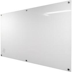 VISIONCHART GLASSBOARD LUMIERE Magnetic 1800x1200mm White