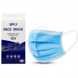 Disposable Face Mask - Elastic Type PK12