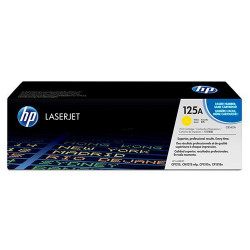 TONER CART HP #125A YELLOW