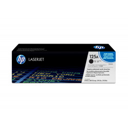 TONER CART HP #125A BLACK
