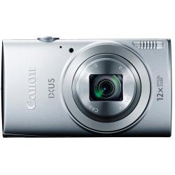CANON IXUS170 DIGITAL CAMERA Silver,Compact, 20MP, 12x Zoom