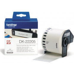 BROTHER WHITE ROLL DK22205 PAPER