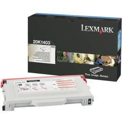 LEXMARK 20K1403 TONER CART High Cap. Black