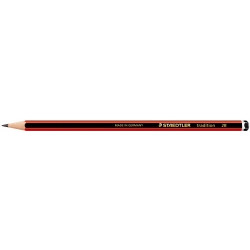 PENCIL LEAD STAEDTLER TRADITION 110 2B ea