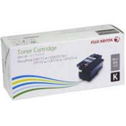 FUJI XEROX CT202264 TONER Cartridge Black 2,000 Pg Suits CP225W