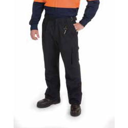 ZIONS 3332 WORK PANTS Cargo Canvas Hero Air Flow