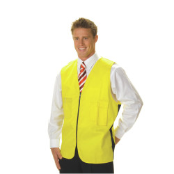ZIONS 3808 SAFETY VEST Daytime Cotton