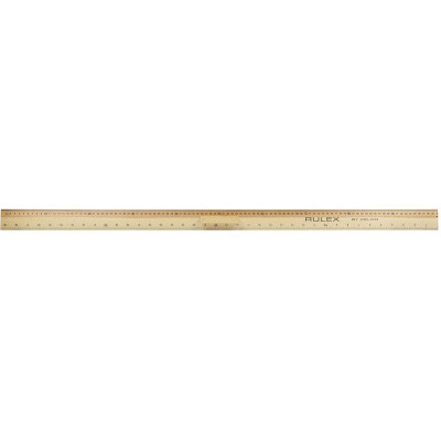 CELCO WOODEN RULER 1m With Handle