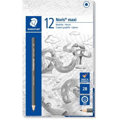 NORIS CLUB MAXI LEARNER PENCIL Graphite 2B