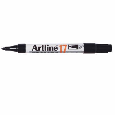 Artline 17 Permanent Industrial Marker Bullet 1.5Mm Black