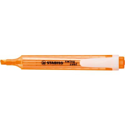 STABILO SWING COOL HIGHLIGHTER 275/54 Orange Box of 10